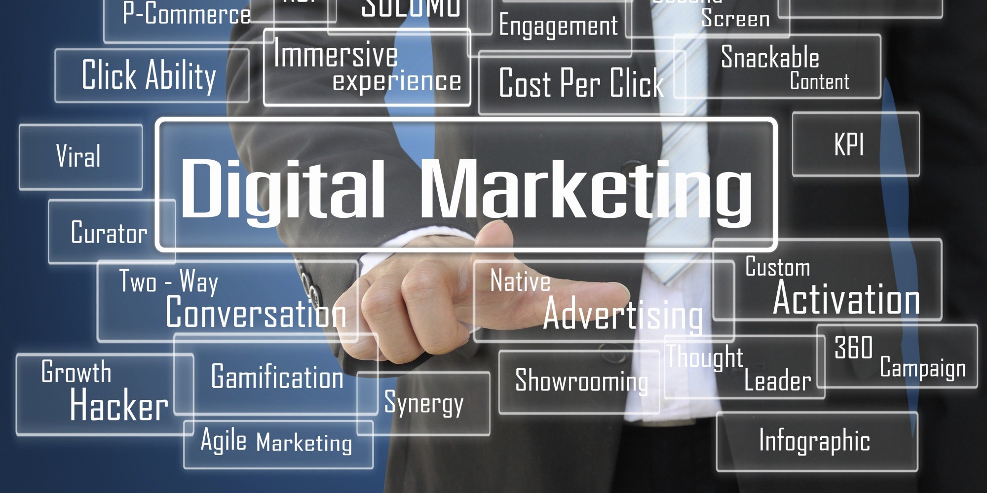 how to start digital marketing