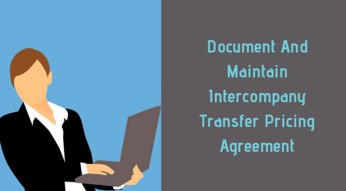 transfer pricing agreement