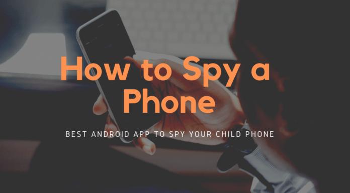 spy a phone