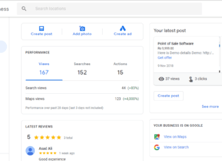 Google My Business - GMB Best Local listing Tool