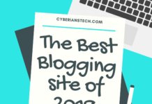 the best blogging site of 2019