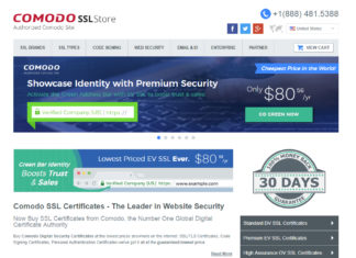 Best SSL certificate services to buy from in 2019