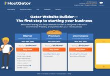 Best website builder of 2020 - CyberiansTech
