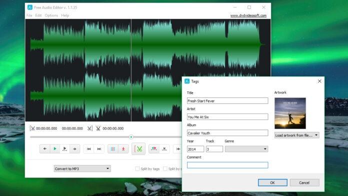 The best free audio editor 2021