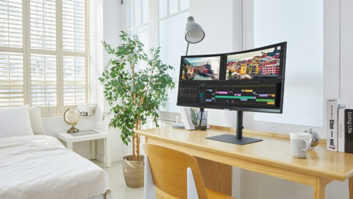 Samsung launches new high-resolution monitors