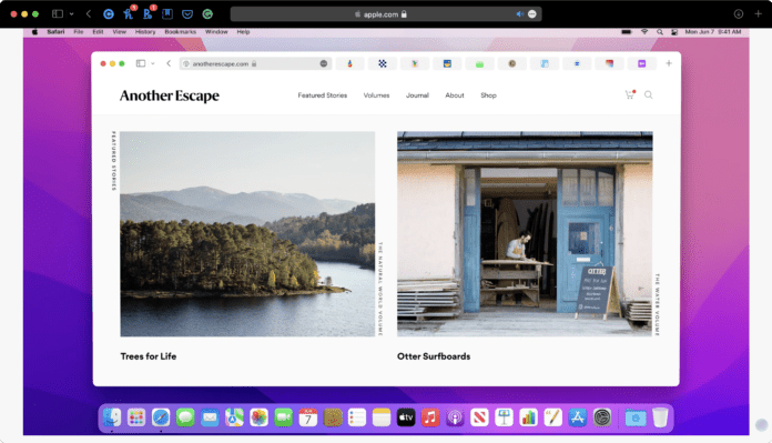 The Best macOS Monterey Safari features in 2021