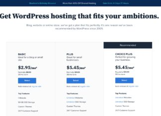 Bluehost vs TSOhost: Which is best for your WordPress...