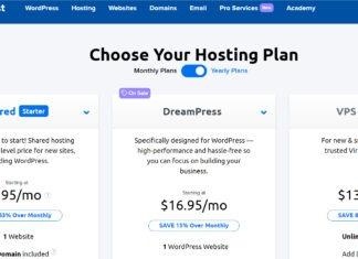 InMotion Hosting vs DreamHost 2021